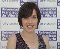 Lidia Caminero Movilidad Internacional Equipo Internacional Estudiar en Universidad Privada Madrid