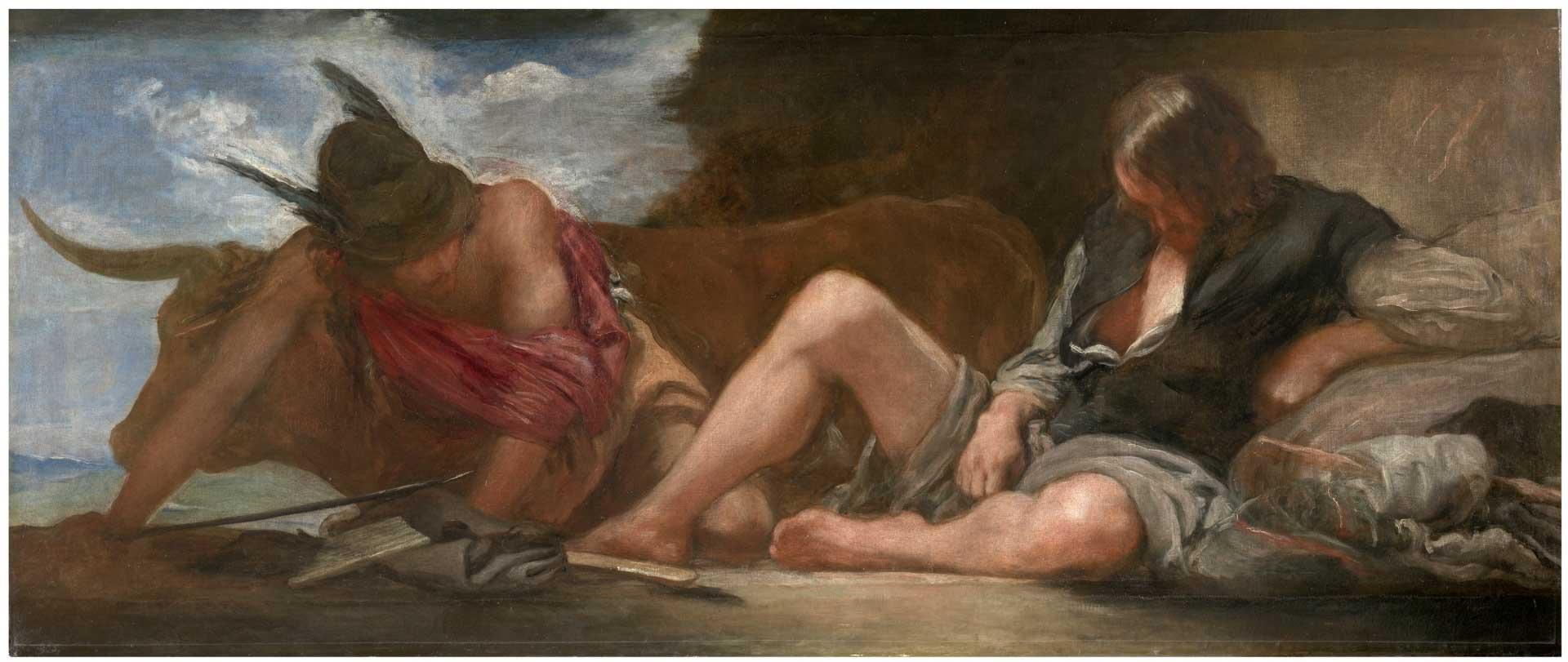 Mercurio y Argos Fundación Amigos del Museo del Prado Estudiar en Universidad Privada Madrid