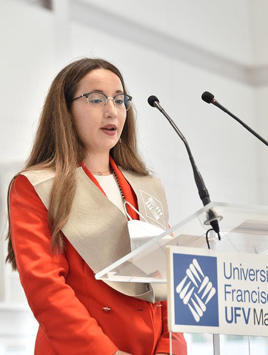 Miriam Lujan.JPG min Actos académicos Estudiar en Universidad Privada Madrid