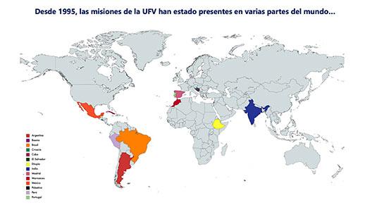 Misiones book mapa Departamento de Misiones y Desarrollo Social Estudiar en Universidad Privada Madrid
