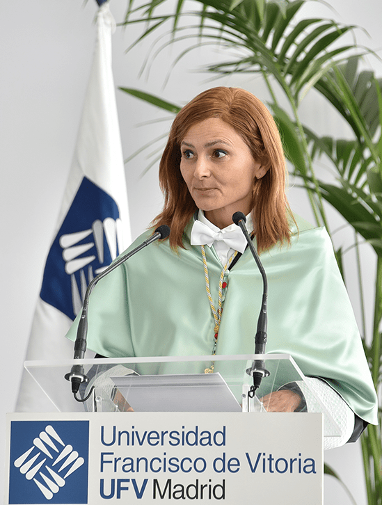 Nuria Mendoza Laiz.jpg min Actos académicos Estudiar en Universidad Privada Madrid