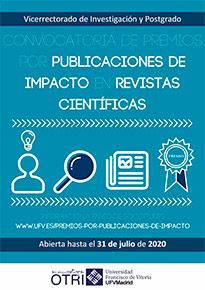 Optimi Cartel premios 19 20 Investigación UFV