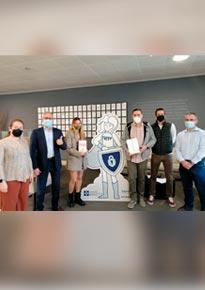Premios ciberseguridad 3 ufv II Semana de la Protección de Datos y Ciberseguridad Estudiar en Universidad Privada Madrid
