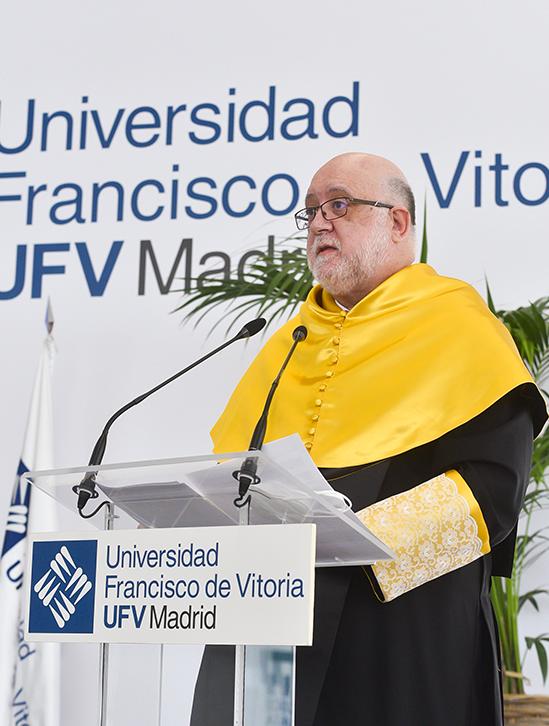 Regino Serrano Actos académicos Estudiar en Universidad Privada Madrid