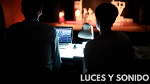 Teatro luces sonido 2 Grupo de Teatro Ay de mí...¡triste! Estudiar en Universidad Privada Madrid