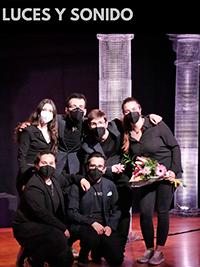 Teatro luces sonido Grupo de Teatro Ay de mí...¡triste! Estudiar en Universidad Privada Madrid
