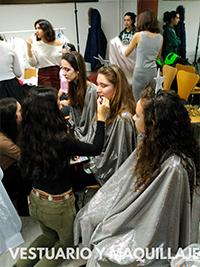 Teatro vestuario maquillaje Grupo de Teatro Ay de mí...¡triste! Estudiar en Universidad Privada Madrid