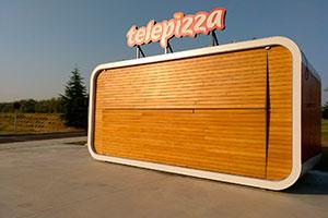 Telepizza campus UFV 2 En tus cafeterías Estudiar en Universidad Privada Madrid