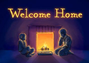 WELCOME HOME portada videojuegos Videojuego Welcome Home Estudiar en Universidad Privada Madrid