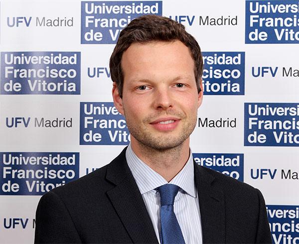 adriaan kuhn ufv Equipo Internacional Estudiar en Universidad Privada Madrid