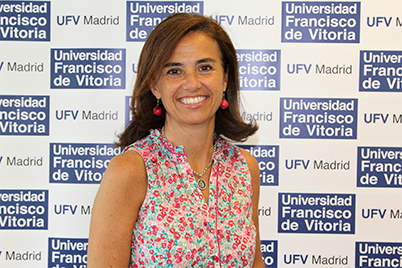 ana mezquita coordinadora actos academicos Actos académicos Estudiar en Universidad Privada Madrid