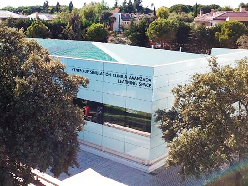 centro de simulacion clinica ufv Instalaciones Estudiar en Universidad Privada Madrid