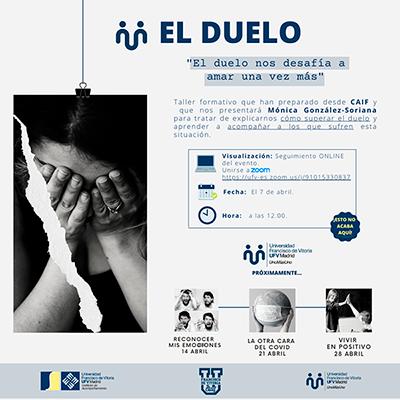 charlas formativas ufv uno mas uno Uno más uno Estudiar en Universidad Privada Madrid