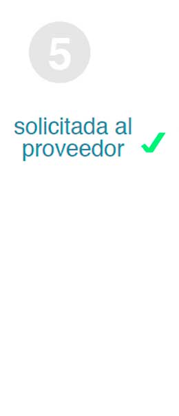 compras gerencia paso 5 Cómo solicitar una compra Estudiar en Universidad Privada Madrid