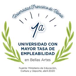 empleabilidad bellas artes ufv Bellas Artes + Diseño Estudiar en Universidad Privada Madrid