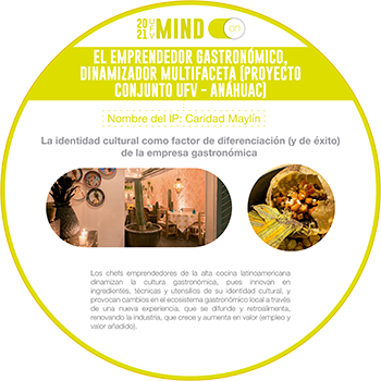 emprendedor gastronomico ufv Mind on