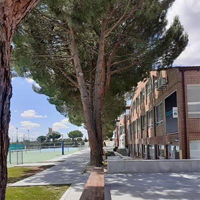 espacios gerencia 02 401x401 En nuestro campus Estudiar en Universidad Privada Madrid