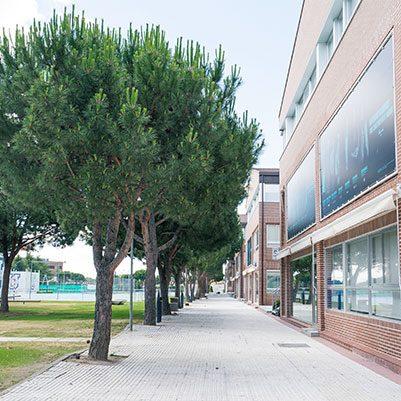 espacios gerencia 03 401x401 En nuestro campus Estudiar en Universidad Privada Madrid