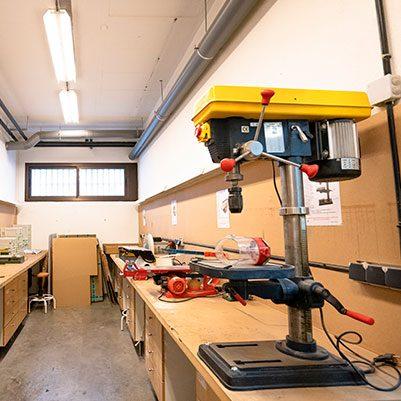 espacios gerencia 32 401x401 En nuestro campus Estudiar en Universidad Privada Madrid