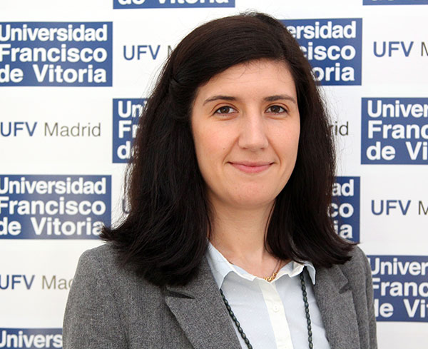 esther de santos ufv Equipo Internacional Estudiar en Universidad Privada Madrid