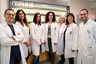 foto investigaciones biosanitarias ÁREA BIOTECNOLOGÍA QUÍMICA BIOLÓGICA Estudiar en Universidad Privada Madrid