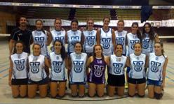 foto voley Deportes UFV