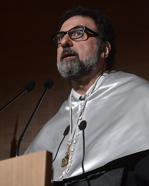gabriele finaldi ufv Actos académicos curso 2019/2020 Estudiar en Universidad Privada Madrid