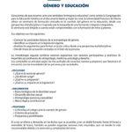 genero educacion 150x150 Centro de Estudios de la familia Estudiar en Universidad Privada Madrid