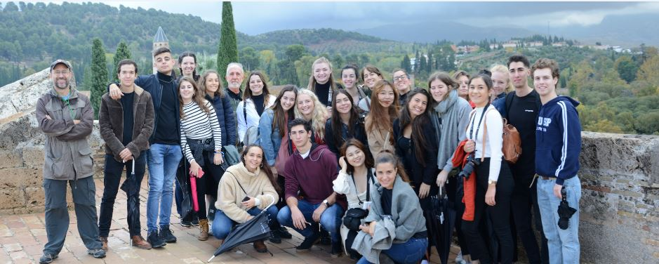 granada red programa intercultural 2019 Programa intercultural Estudiar en Universidad Privada Madrid