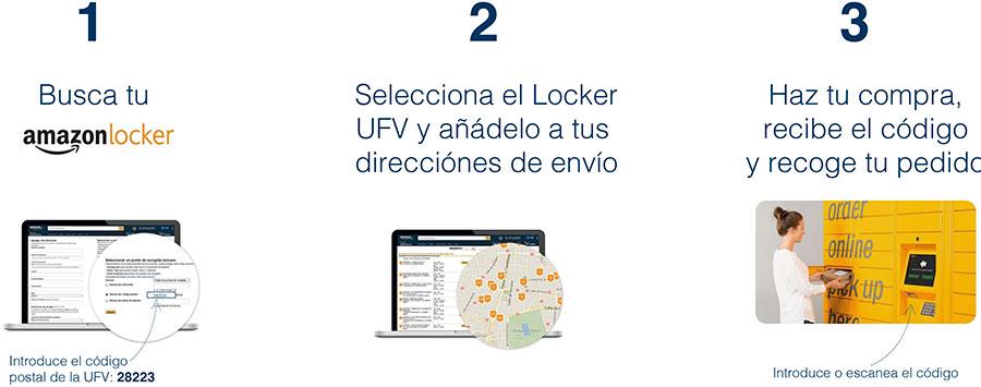 instrucciones locker amelia ufv En tu acceso al campus Estudiar en Universidad Privada Madrid