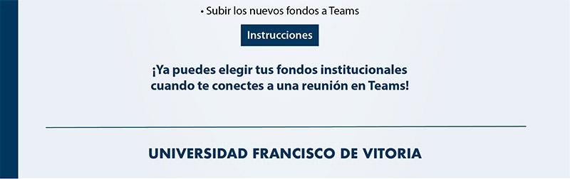 instrucciones videollamada 1 Cómo cuidar la imagen institucional durante el teletrabajo Estudiar en Universidad Privada Madrid