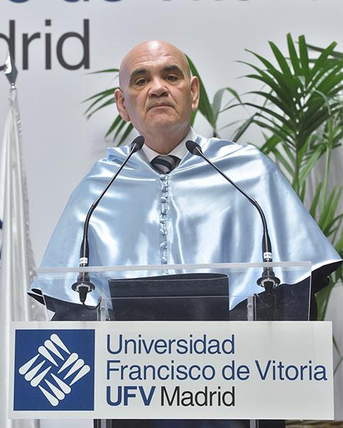 leccion magistral javier mula garcia Actos académicos curso 2019/2020 Estudiar en Universidad Privada Madrid