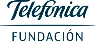 logo fundacion telefonica Cátedra de Irene Vázquez