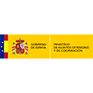 logo ministerio exteriores ADE + Relaciones Internacionales (Bilingüe)