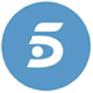 logo telecinco Comunicación Audiovisual