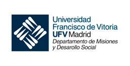 logotipo misiones desarrollos sociales ufv Departamento de Misiones y Desarrollo Social Estudiar en Universidad Privada Madrid
