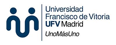 logotipo uno mas uno ufv Uno más uno