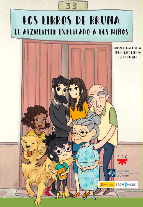 los libros de bruna alzheimer Neurodivulgaciencia Estudiar en Universidad Privada Madrid
