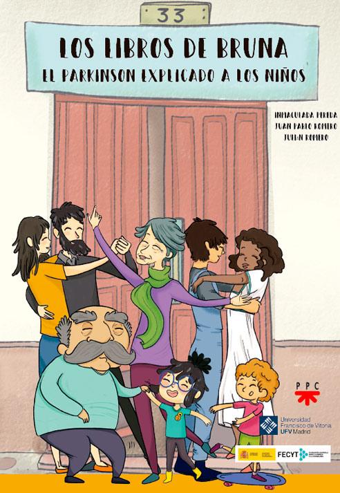 los libros de bruna parkinson Neurodivulgaciencia Estudiar en Universidad Privada Madrid