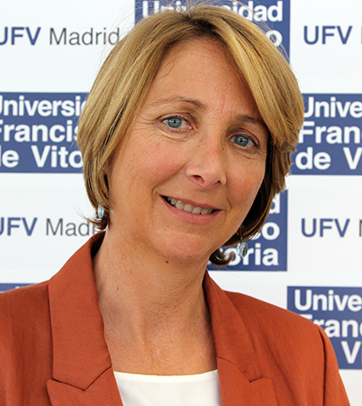 maria lacalle Comunicado de la vicerrectora María Lacalle relativo al inicio de exámenes y clases Estudiar en Universidad Privada Madrid