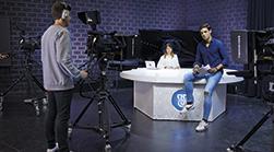periodismo titulaciones relacionadas Periodismo + Comunicación Audiovisual