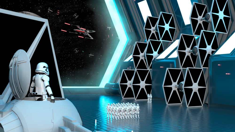 portfolio videojuegos 1 imagenes 3D Santiago Morales Estudiar en Universidad Privada Madrid