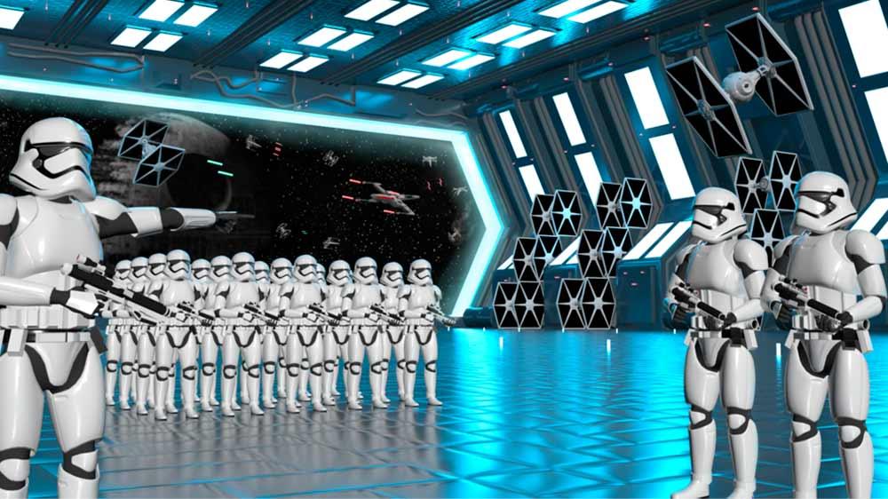 portfolio videojuegos imagenes 3D Santiago Morales Estudiar en Universidad Privada Madrid