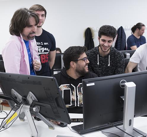 qnd videojuegos Creación y Narración de Videojuegos
