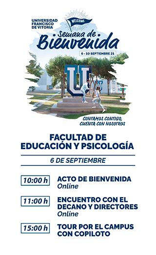storie educacion21 Semana de Bienvenida Estudiar en Universidad Privada Madrid