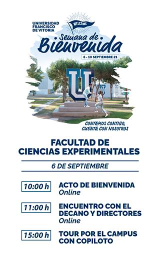 storie experimentales21 Semana de Bienvenida Estudiar en Universidad Privada Madrid