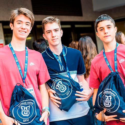 summer campus ufv 2019 43 Summer Campus Estudiar en Universidad Privada Madrid