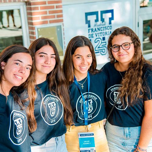 summer campus ufv 2019 92 Summer Campus Estudiar en Universidad Privada Madrid
