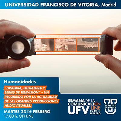 taller humanidades semana comunicacion 21 miniatura Humanidades Estudiar en Universidad Privada Madrid