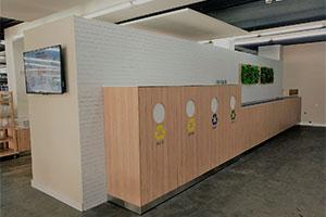 the market cafeteria reciclaje UFV En tus cafeterías Estudiar en Universidad Privada Madrid